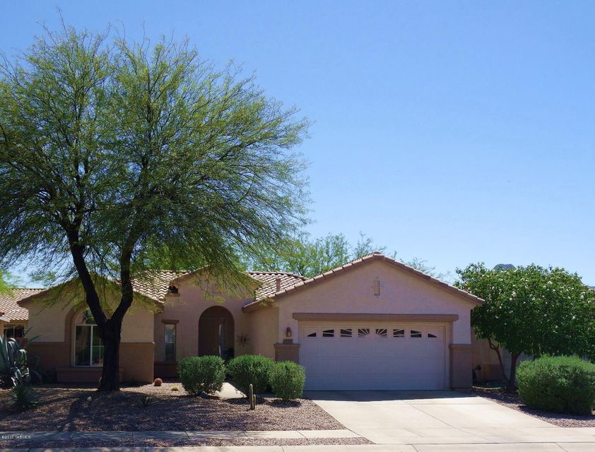 7735 W Candlecreek Road, Tucson, AZ 85743