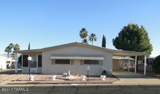 41 W Rosa Drive, Green Valley, AZ 85614