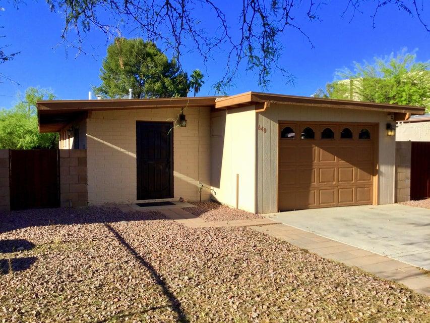 640 W Mabel Street, Tucson, AZ 85705
