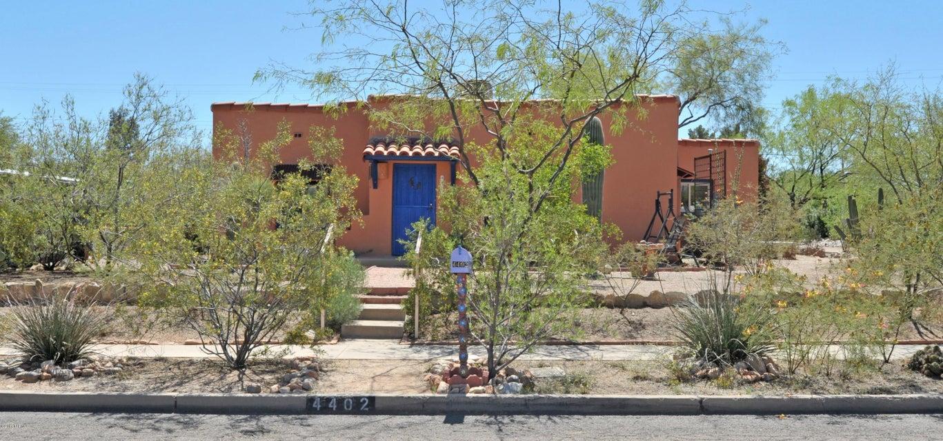 4402 E Poe Street, Tucson, AZ 85711
