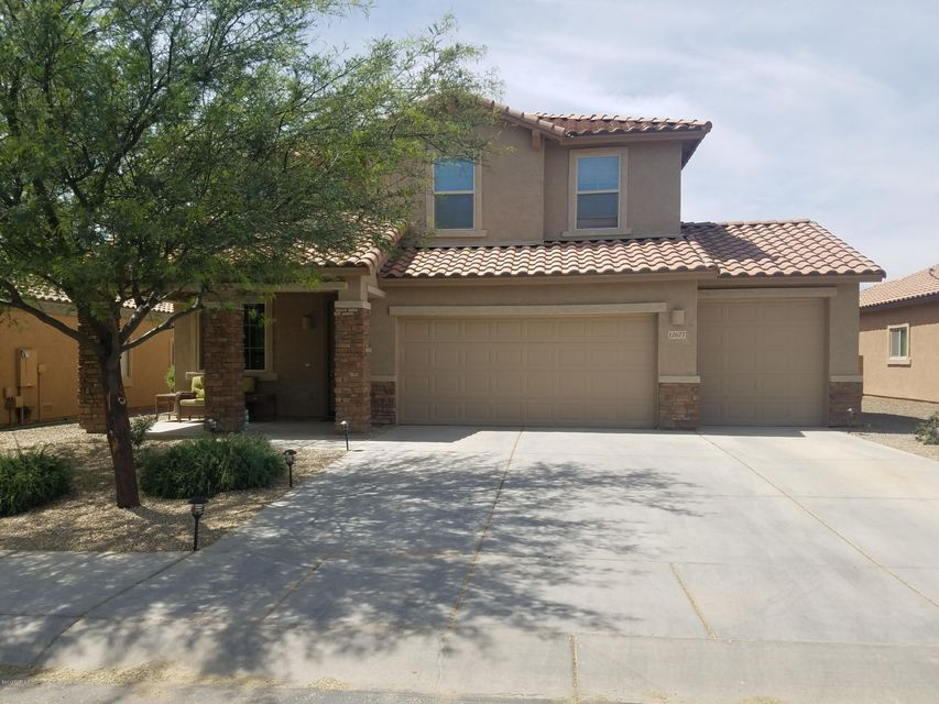 12677 N Greenberry Drive, Marana, AZ 85653