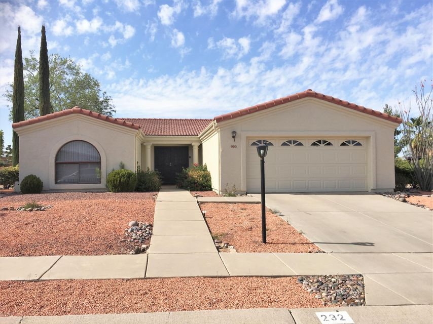 232 W Calle Melendrez, Green Valley, AZ 85614