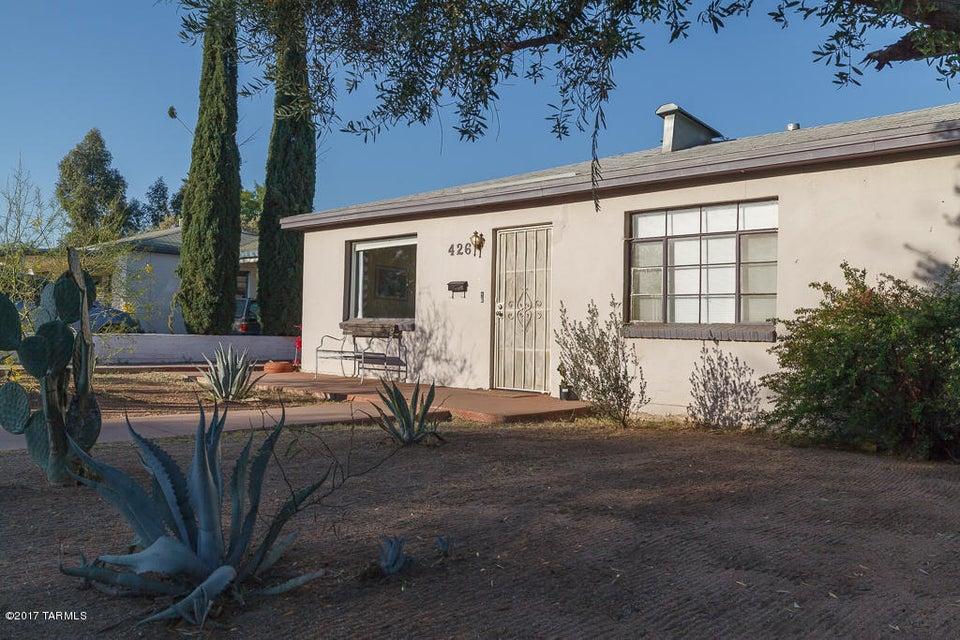 426 S Stratford Drive, Tucson, AZ 85716