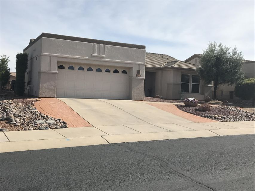4657 S Golden Arrow Drive, Green Valley, AZ 85622