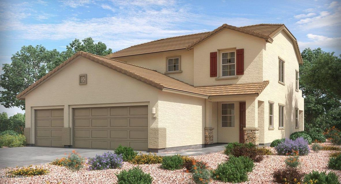 859 N Robb Hill Place N, Tucson, AZ 85710