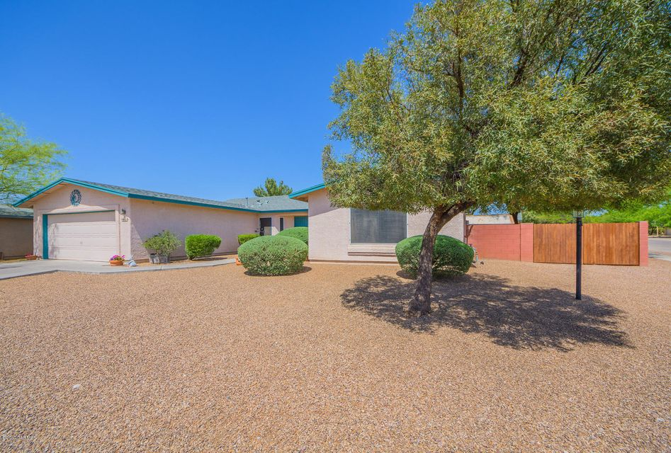 9831 E Donati Way, Tucson, AZ 85747