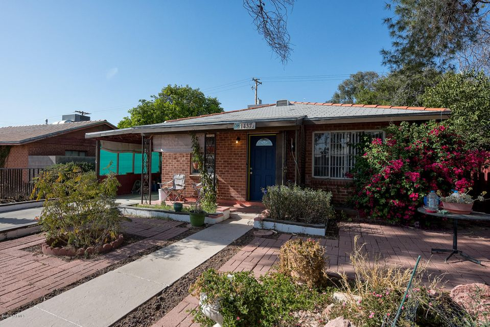 1437 E Manlove Street, Tucson, AZ 85719