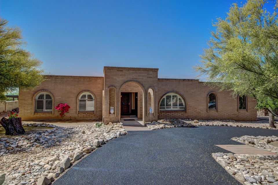 3460 E Nugget Canyon Place, Tucson, AZ 85718