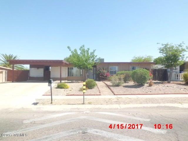 2203 E Bantam Road, Tucson, AZ 85706