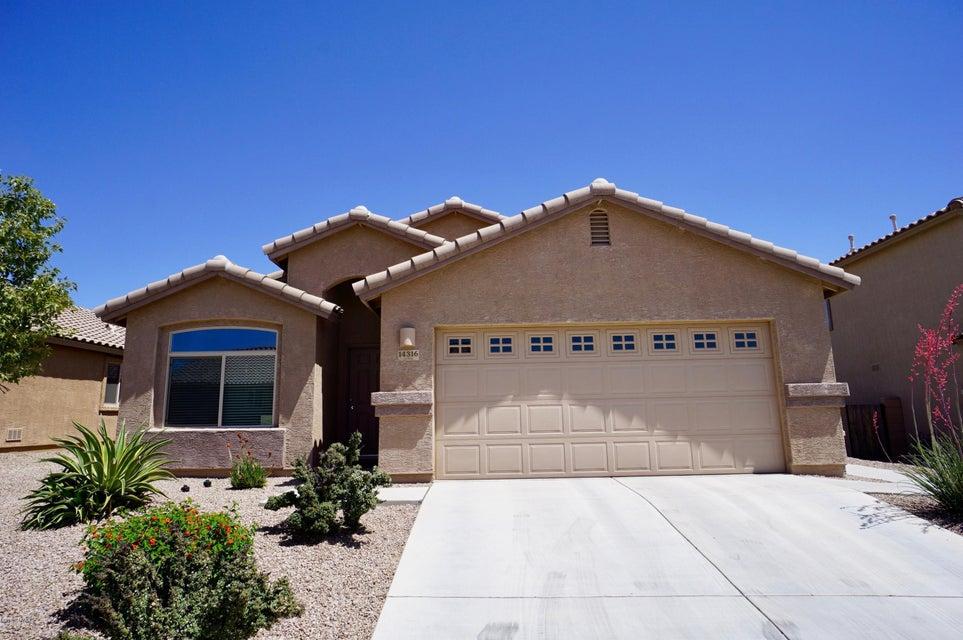 14316 N Fragile Clay Avenue, Marana, AZ 85658