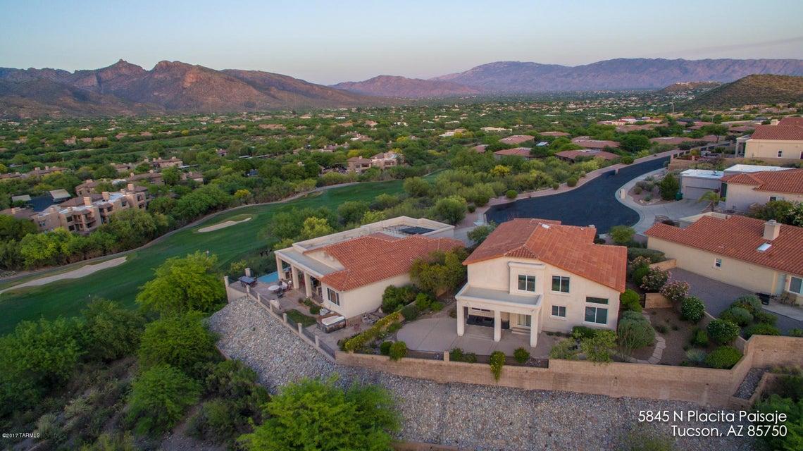 5845 N Placita Paisaje, Tucson, AZ 85750