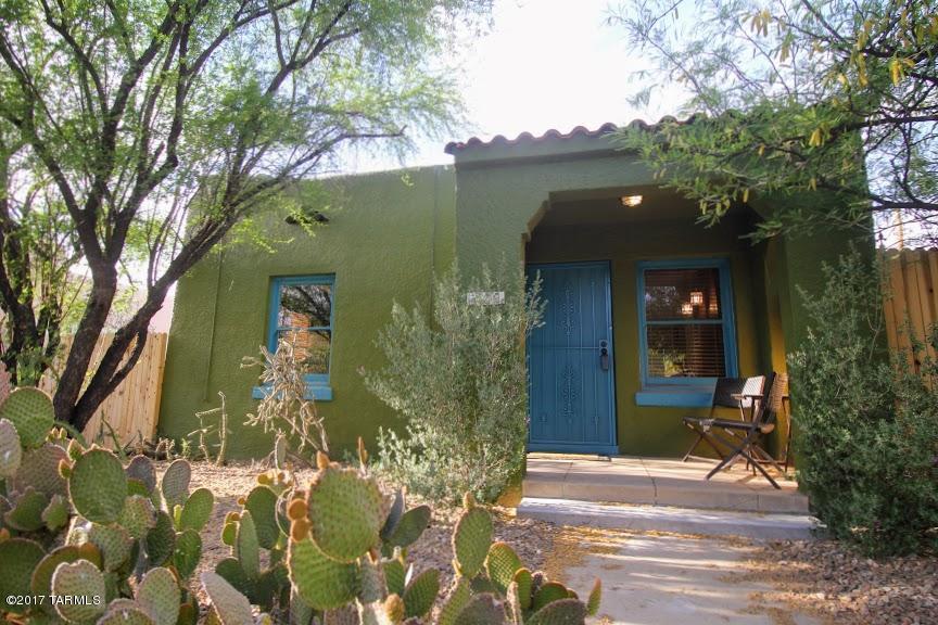 327 N Santa Rita Avenue, Tucson, AZ 85719