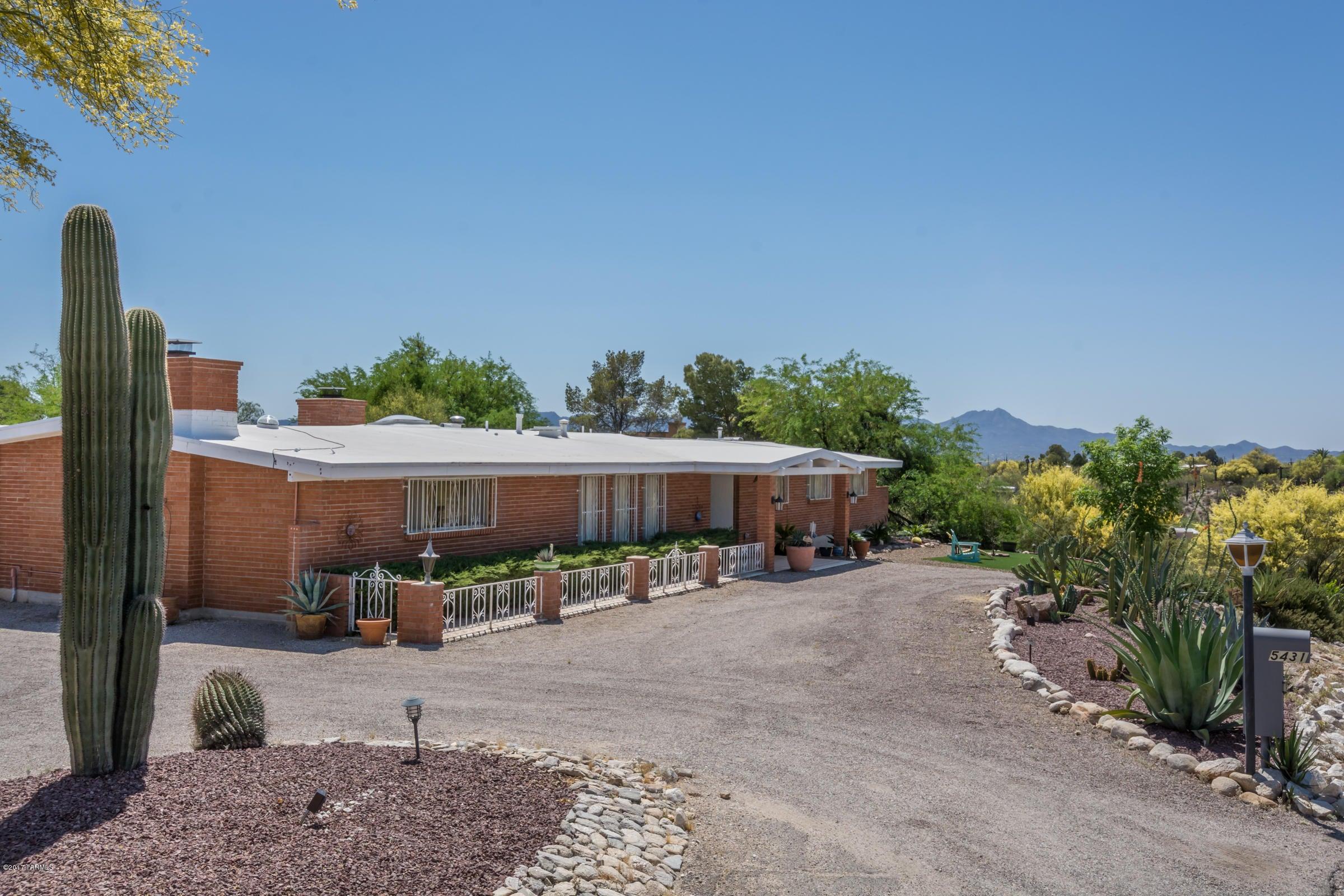 5431 N Agave Drive, Tucson, AZ 85704