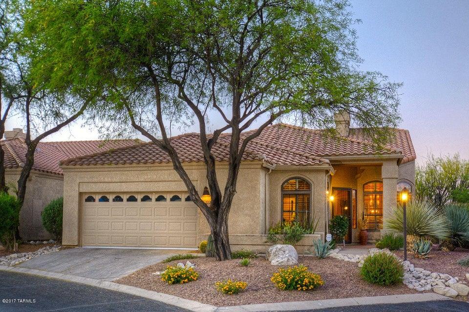 5833 N Golden Eagle Drive, Tucson, AZ 85750