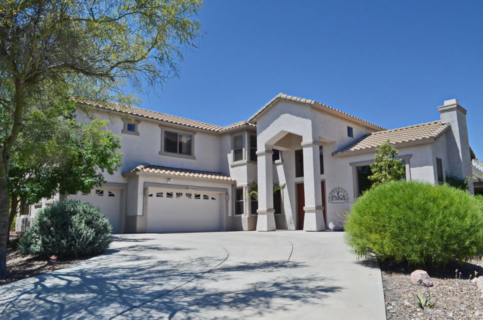 4556 W Mallow Lane, Tucson, AZ 85743