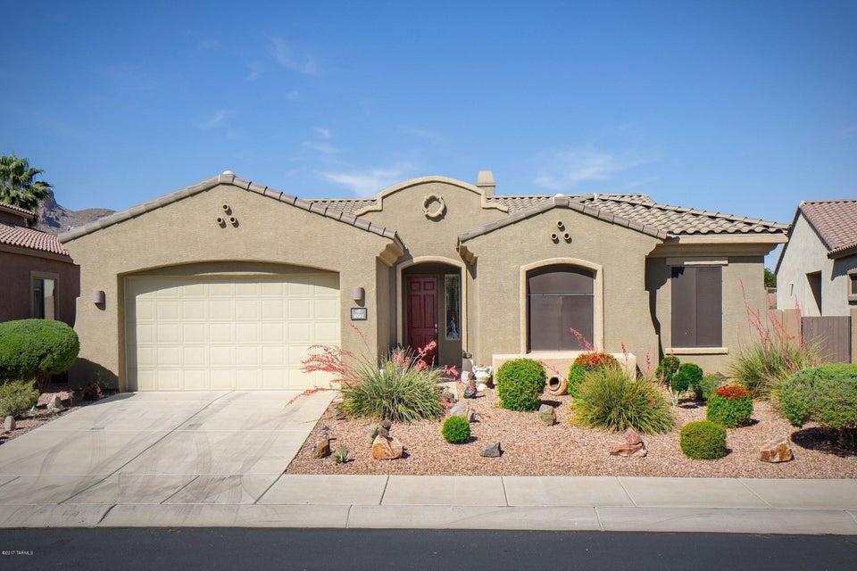 8581 N Crosswater Loop, Tucson, AZ 85743
