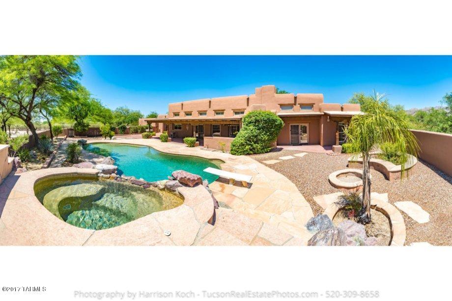 2900 N Spirit Dancer Trail, Tucson, AZ 85749