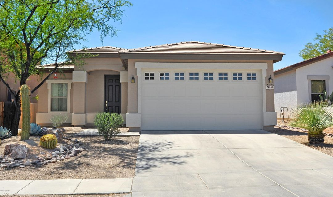 12959 N Yellow Orchid Drive, Oro Valley, AZ 85755