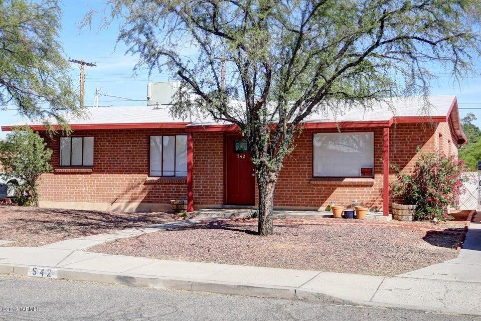 542 E Flores Street, Tucson, AZ 85705