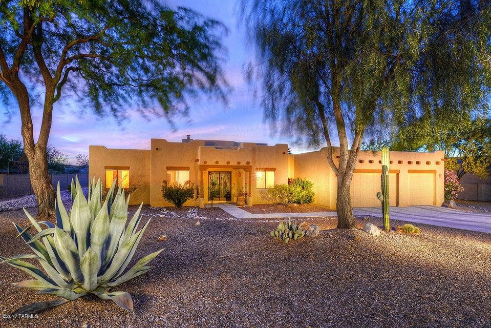 4490 W Sunset Dunes Place, Tucson, AZ 85743