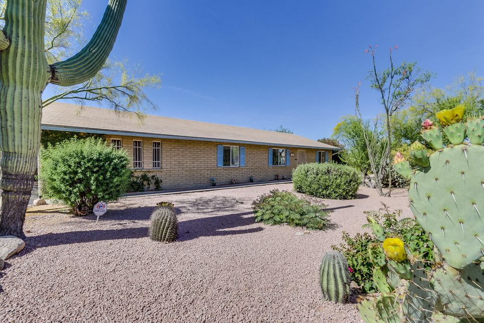 3500 E Nugget Canyon Place, Tucson, AZ 85718
