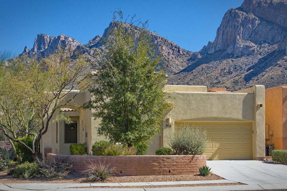 9866 N Wide Sky Drive, Oro Valley, AZ 85737
