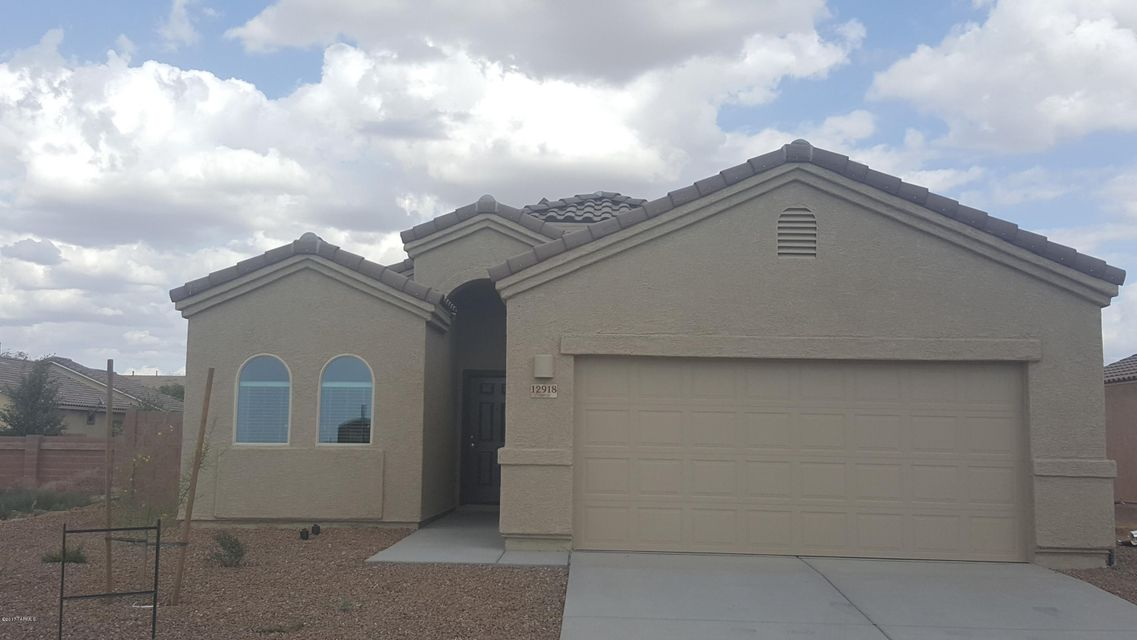 12918 N Riccati Drive, Marana, AZ 85653