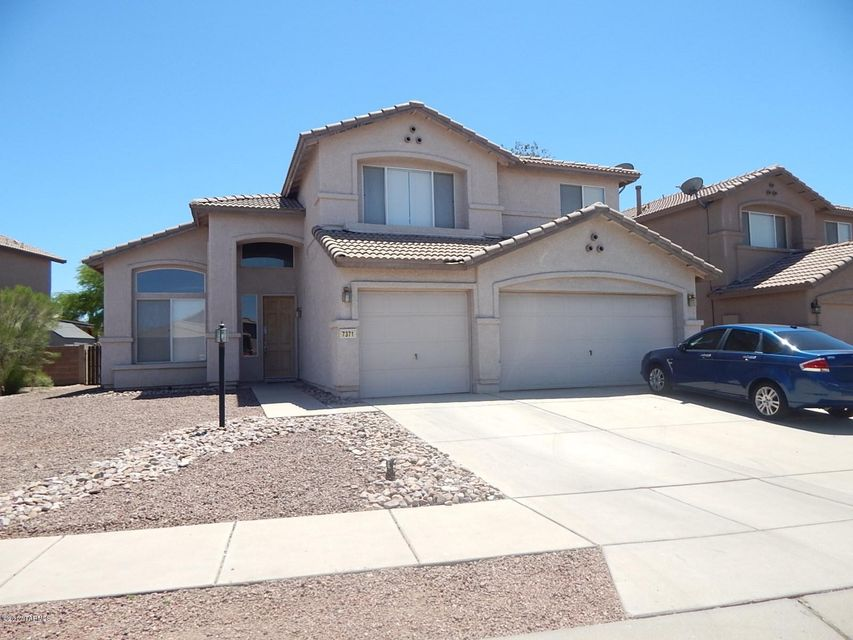 7371 W Tyler Place, Tucson, AZ 85743