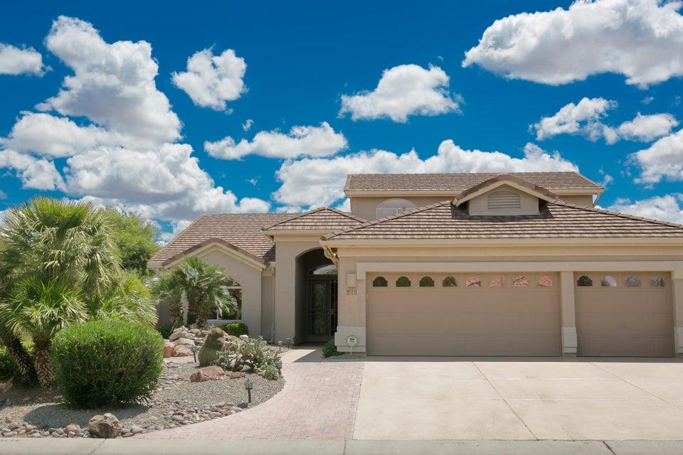 978 N Cowboy Canyon Drive, Green Valley, AZ 85614