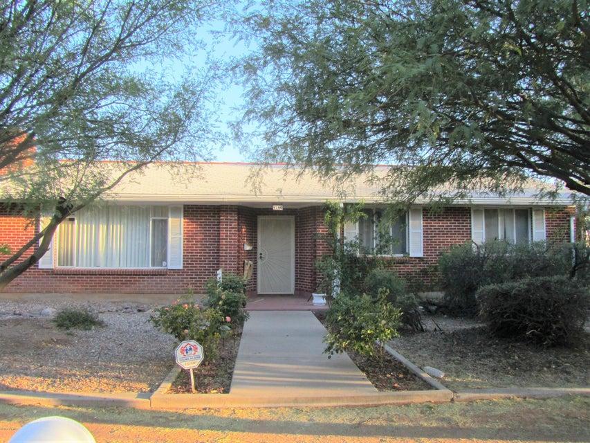 4160 E Burns Street, Tucson, AZ 85711