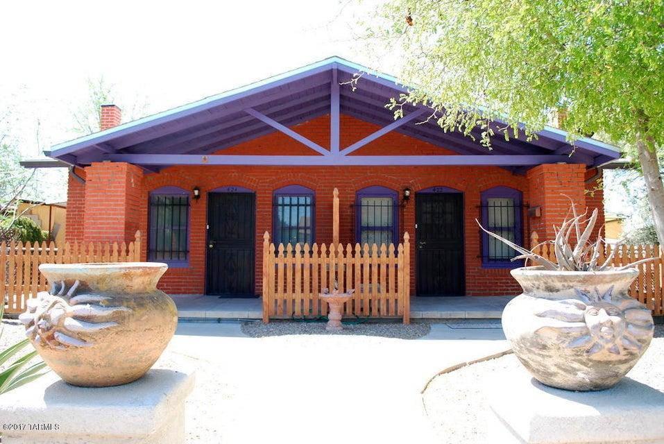 422 E 19th Street, Tucson, AZ 85701