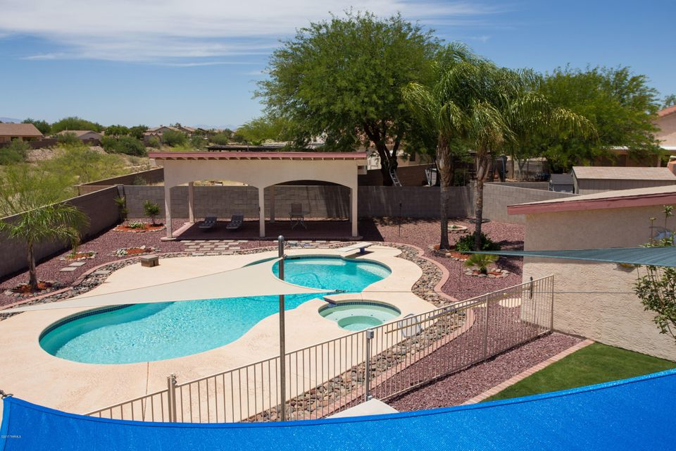 7558 S Samandari Court, Tucson, AZ 85747