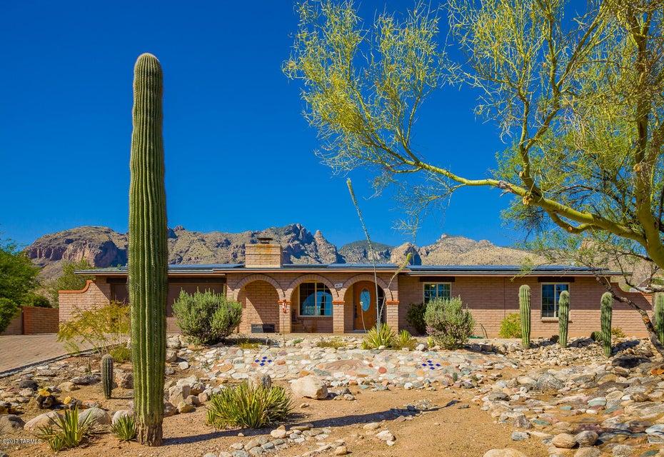 3621 E Marble Peak Place, Tucson, AZ 85718