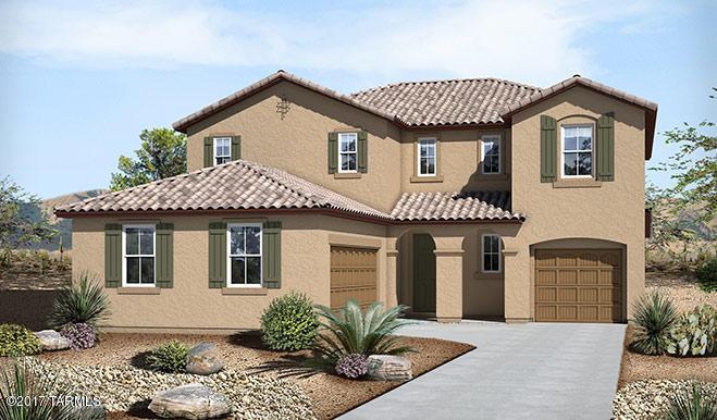 4438 S Saginaw Hill Drive, Tucson, AZ 85746