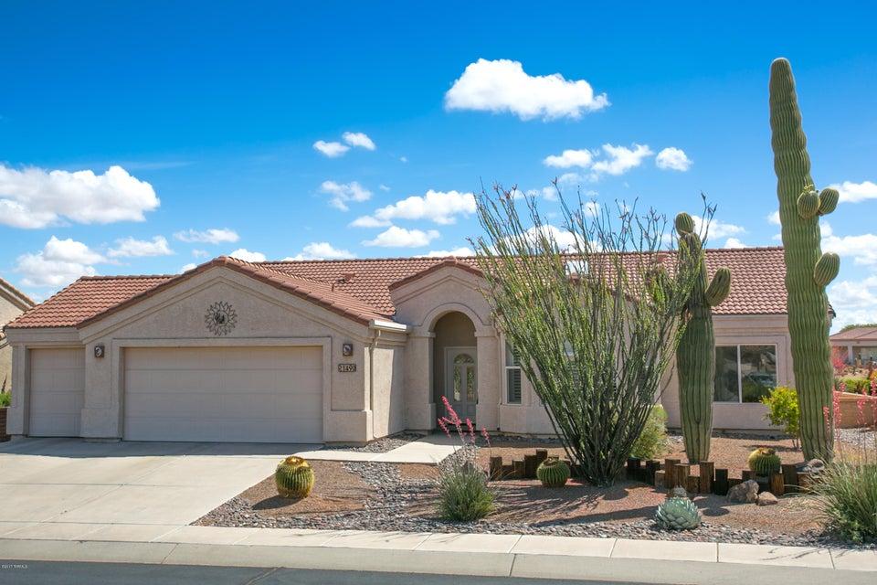1490 N Sage Sparrow Road, Green Valley, AZ 85614