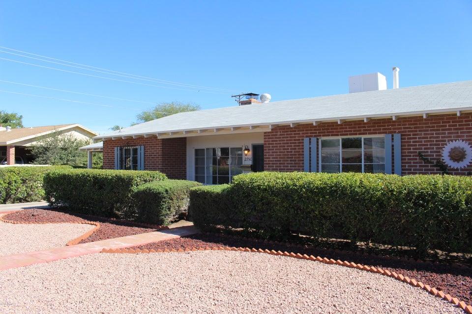 2750 E Manchester Street, Tucson, AZ 85716