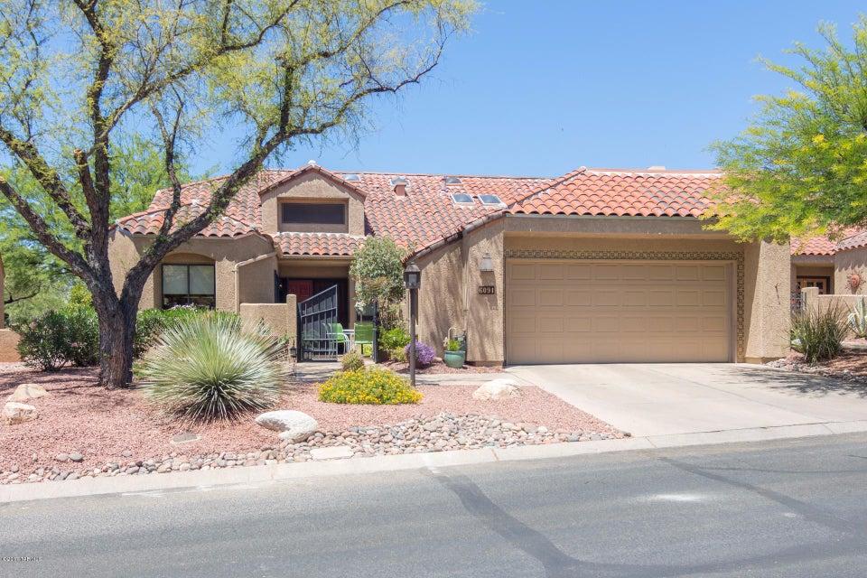 6091 N Golden Eagle Drive, Tucson, AZ 85750