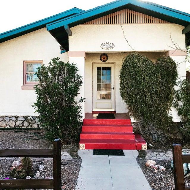 223 N Mountain Avenue, Tucson, AZ 85719