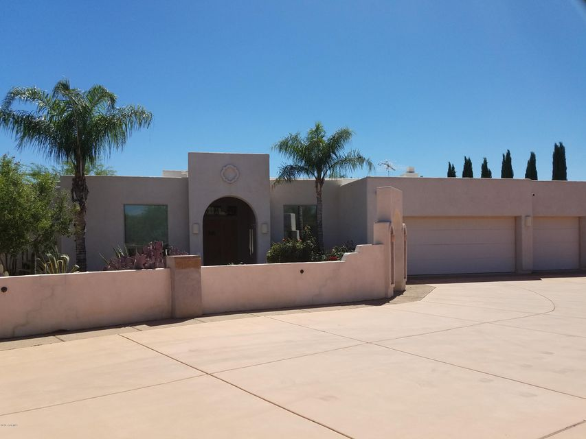 10265 N Quail Lane, Tucson, AZ 85742