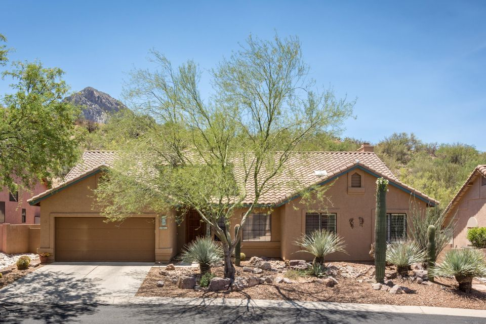 1580 E Sonoran Desert Drive, Tucson, AZ 85737