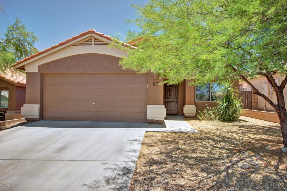 799 S Painted River Way, Vail, AZ 85641