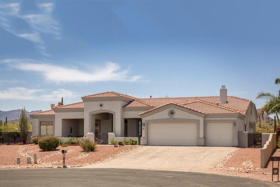 6671 W Placita de las Botas, Tucson, AZ 85743