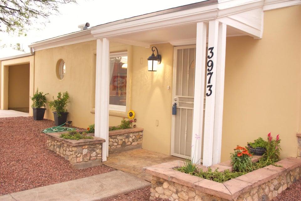 3973 E Desmond Lane, Tucson, AZ 85712
