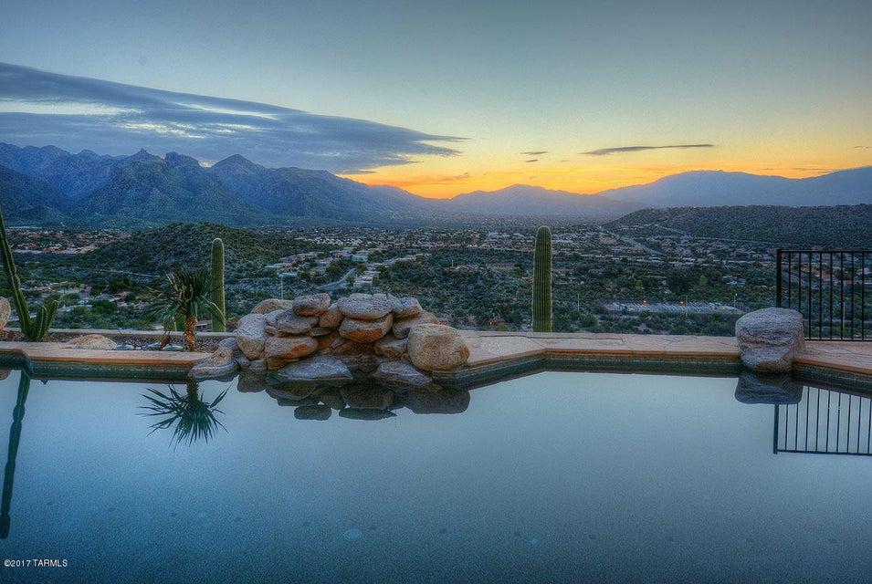 4960 N Summit Ridge Road, Tucson, AZ 85750