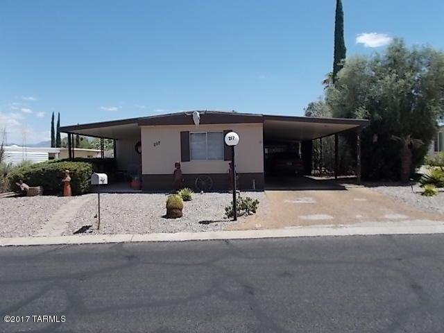 217 W Rama Drive, Green Valley, AZ 85614