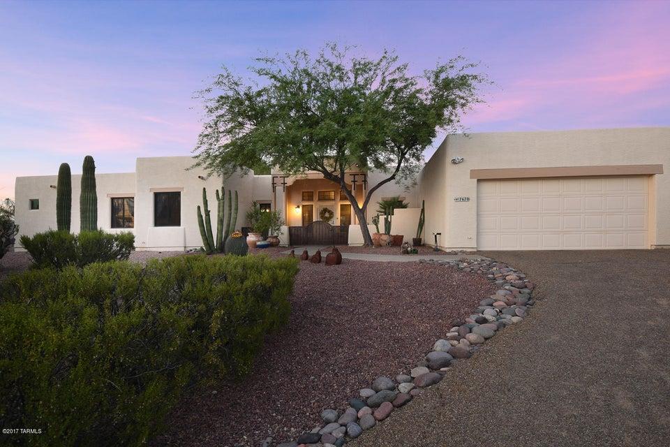 7670 N Painted Ridge Place, Tucson, AZ 85743