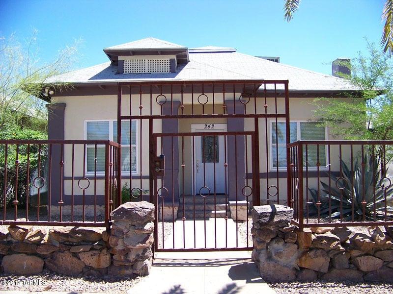 242 E 5Th Street, Tucson, AZ 85705