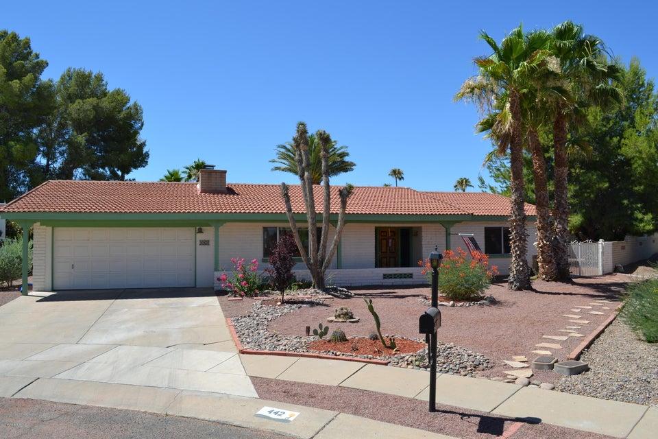 442 E Via Cortes, Green Valley, AZ 85614