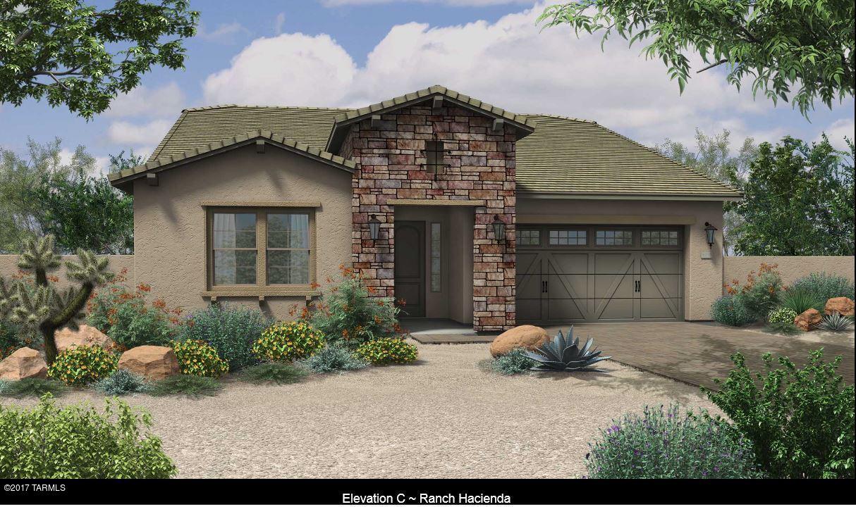 13249 N Rainbow Cactus Court, Tucson, AZ 85755