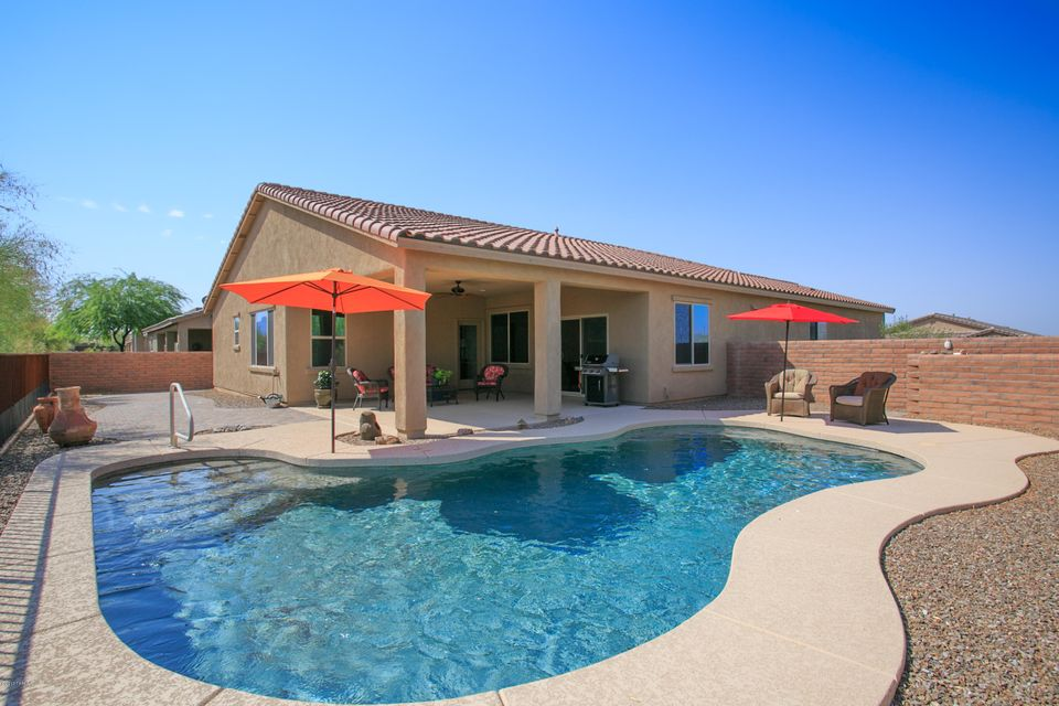 3958 W Post Ranch Place, Marana, AZ 85658